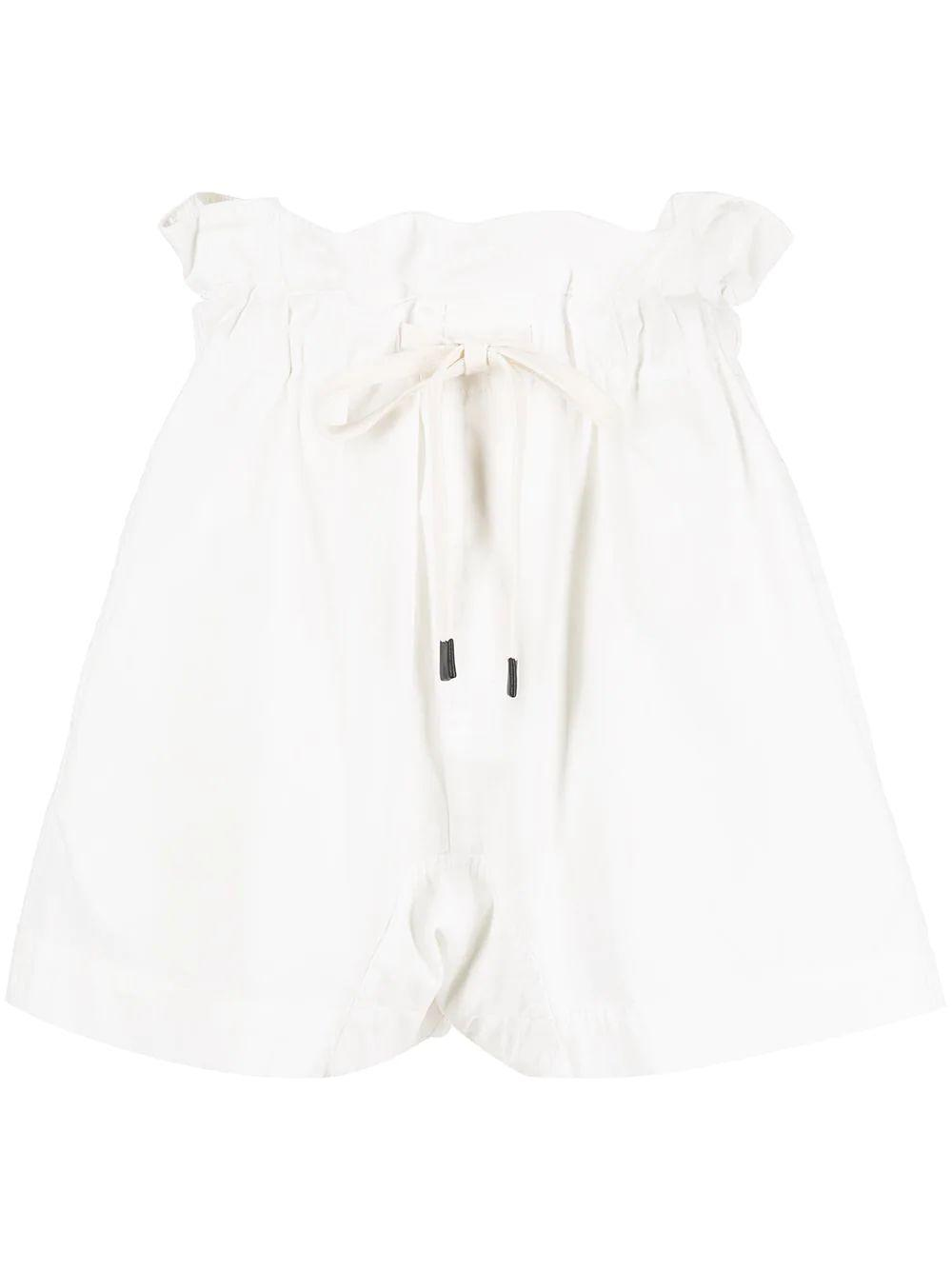 Canvas Paper Bag Shorts Item # SS18WFB75