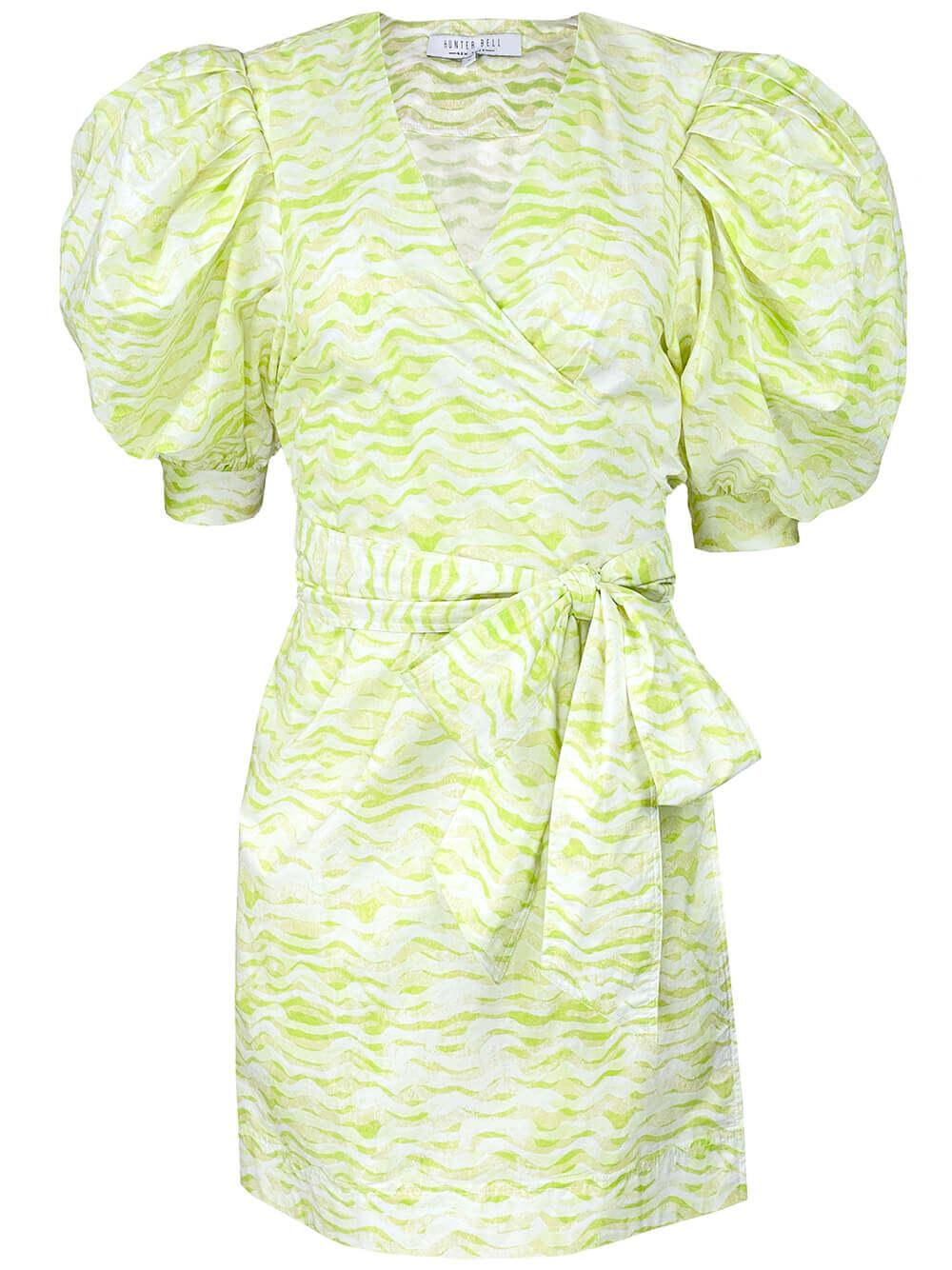 Hampton Wrap Dress