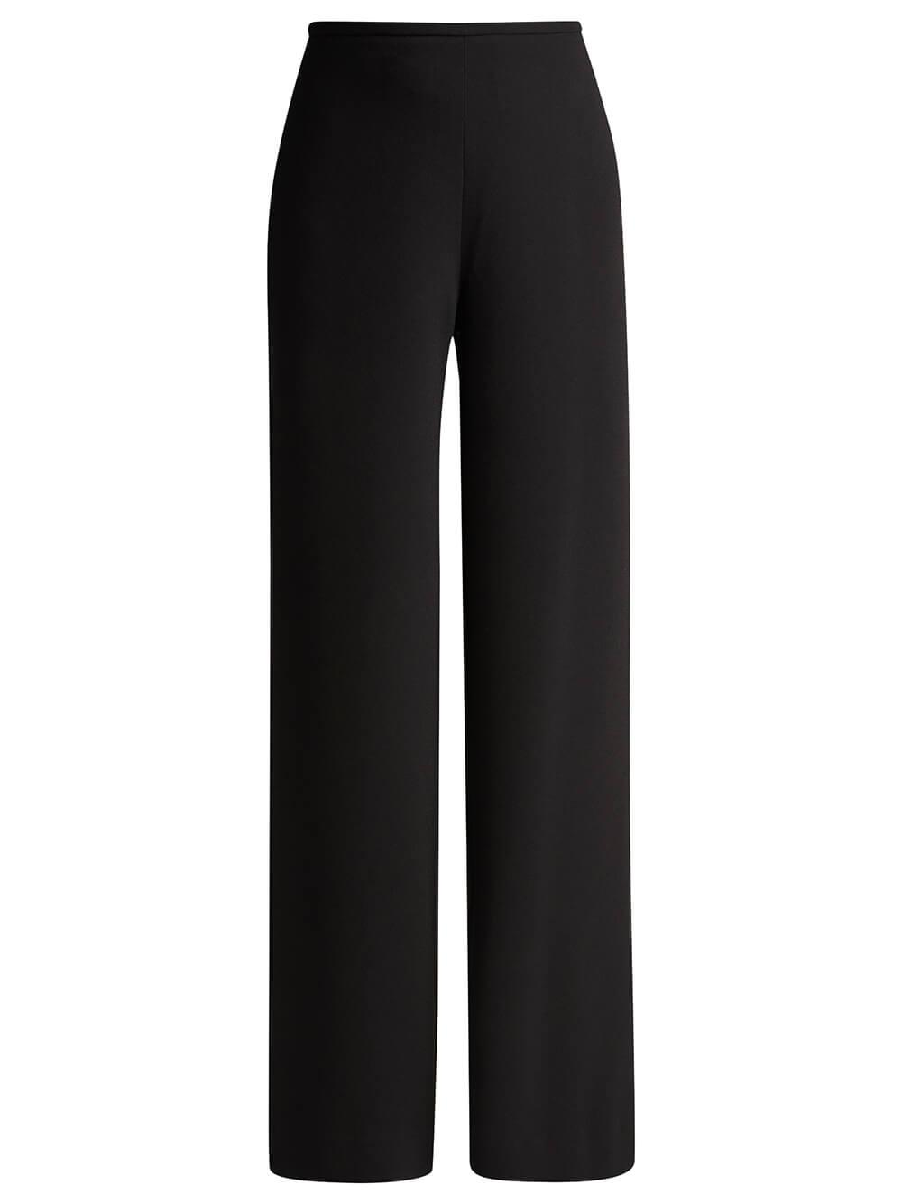 Crepe Evening Pant