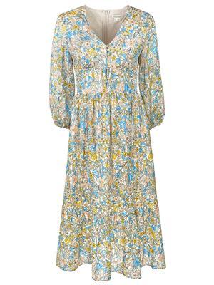Esperanza Garden Floral Dress