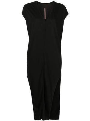 V-Neck Easy Dress