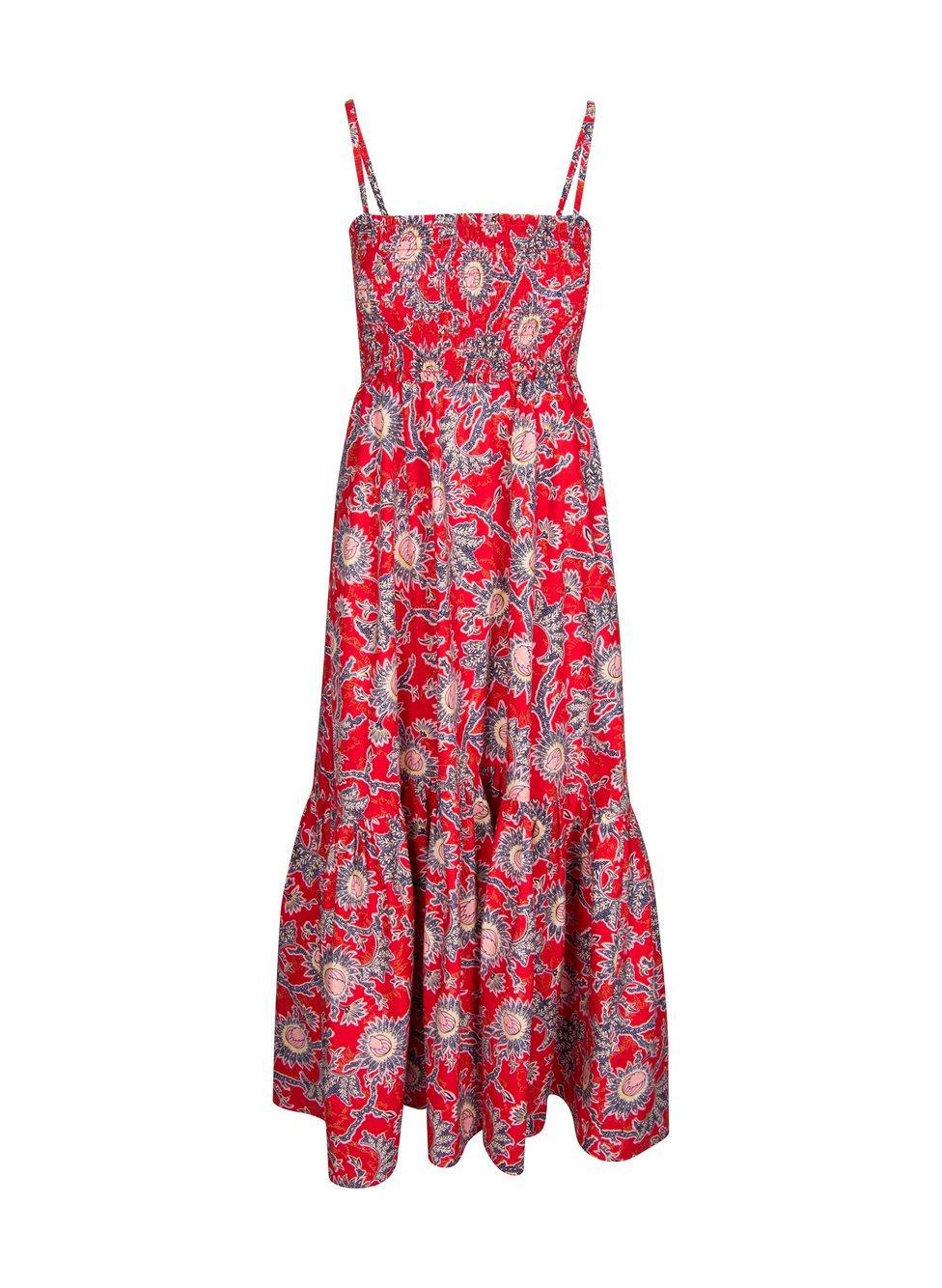 Austyn Printed Maxi Dress
