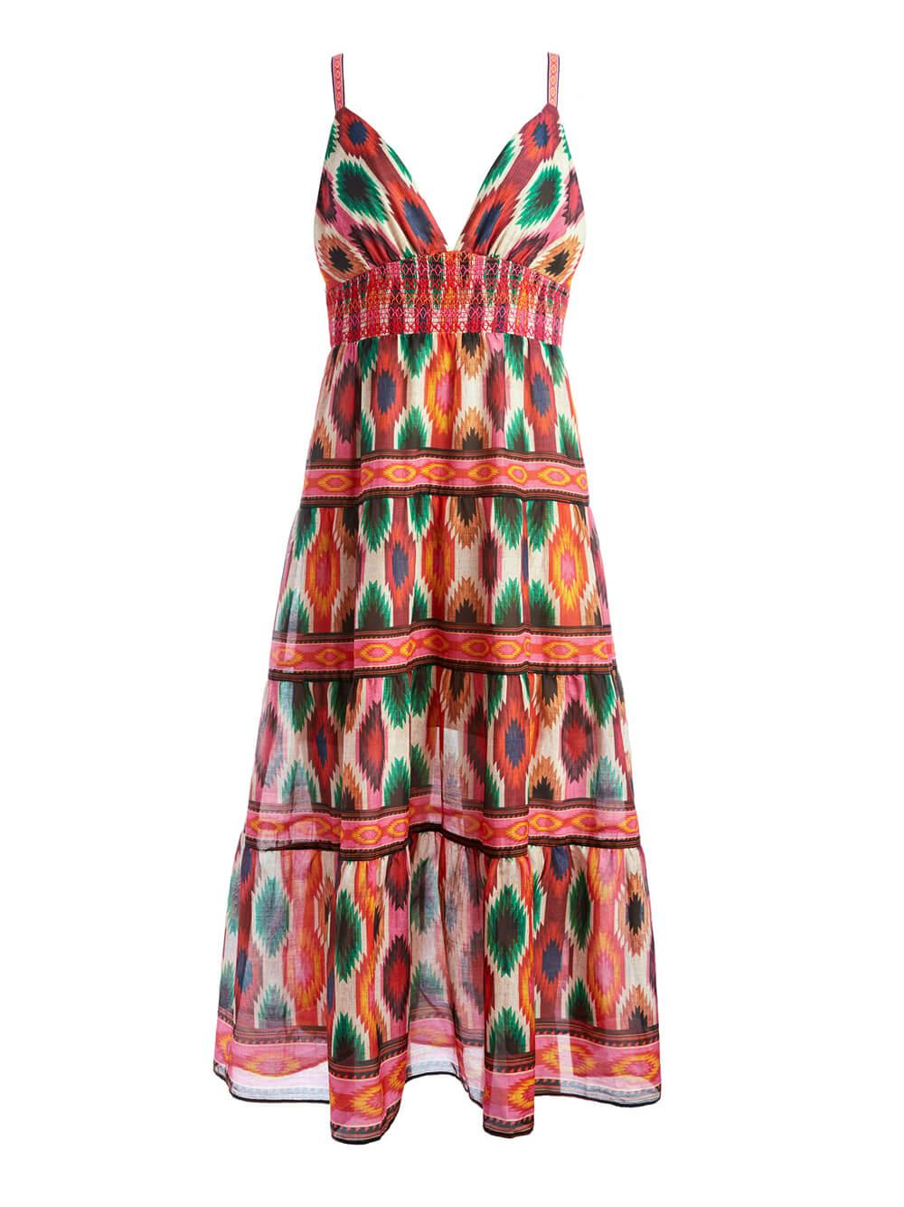 Santina Midi Dress