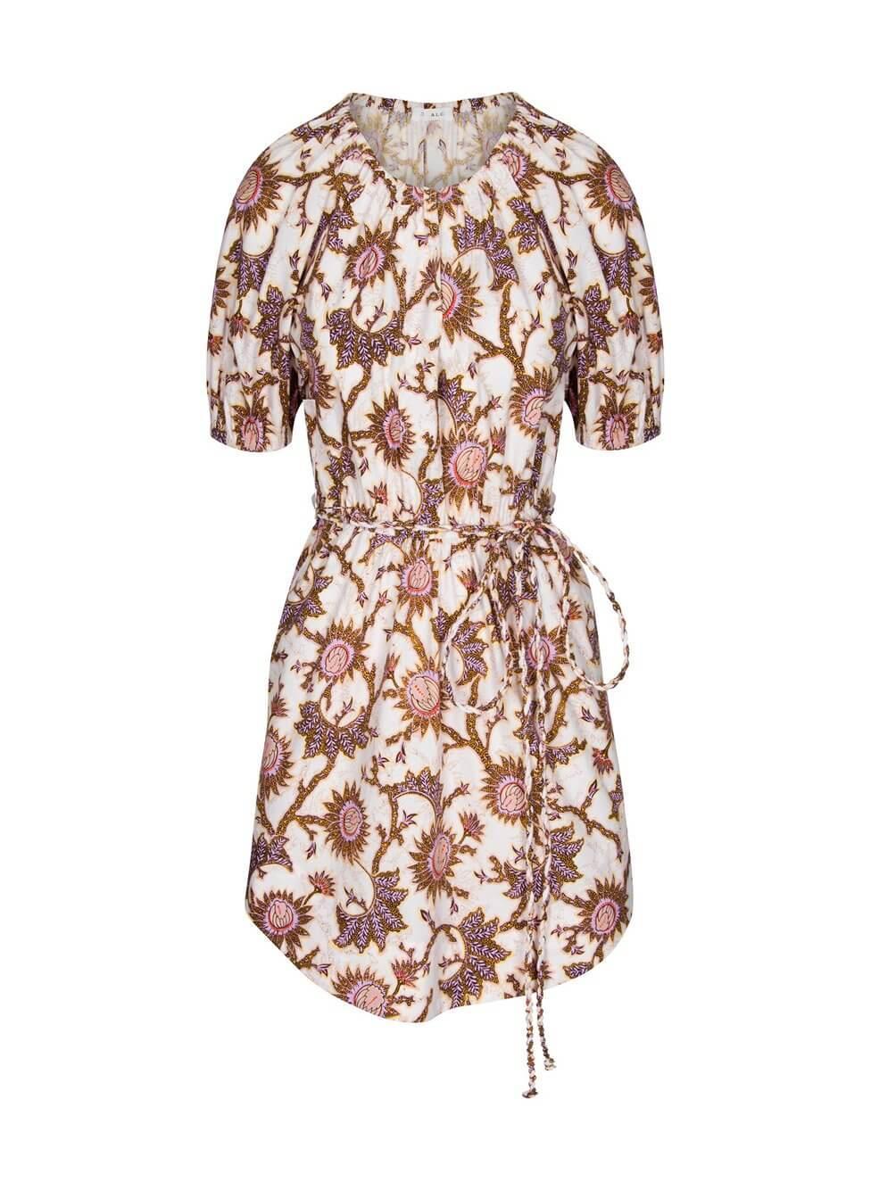 Adelaide Printed Dress