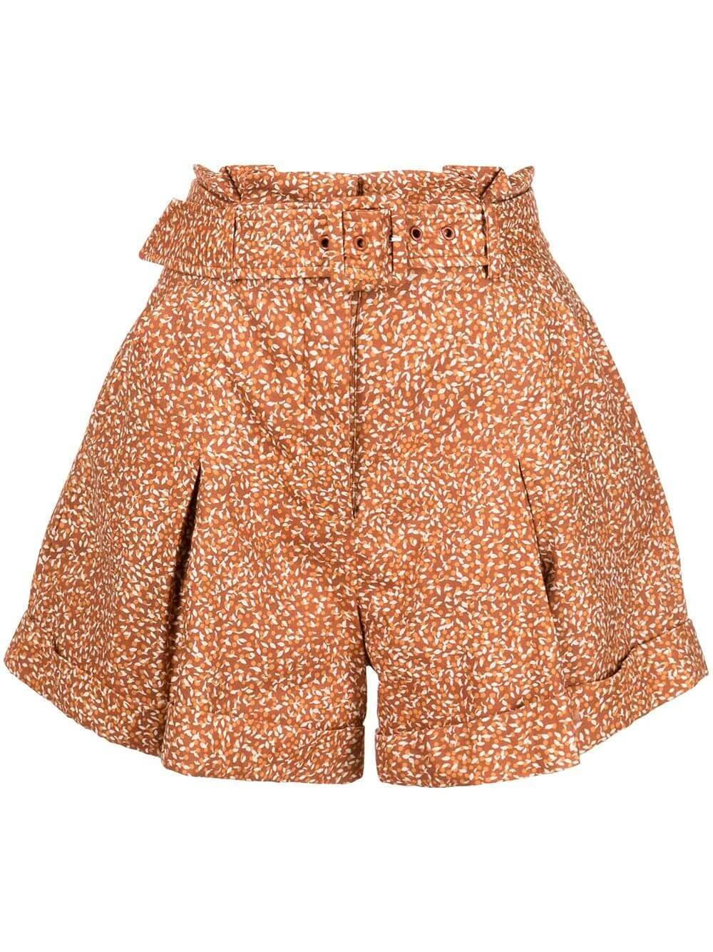 Lilian Linen Shorts Item # 321-4048-I