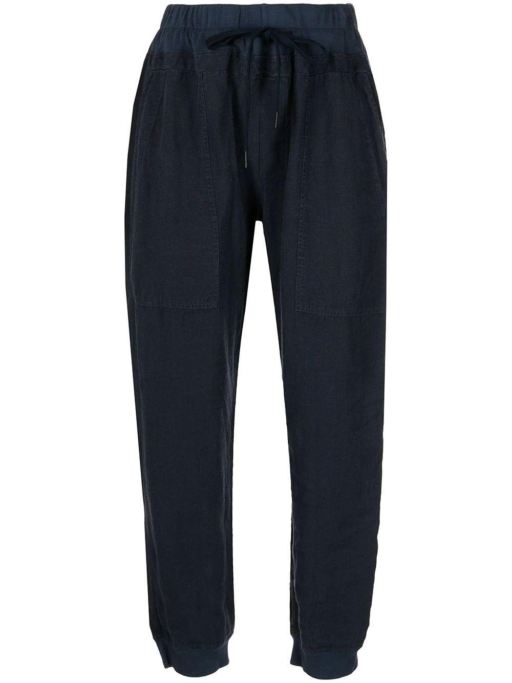 Linen Utility Pants