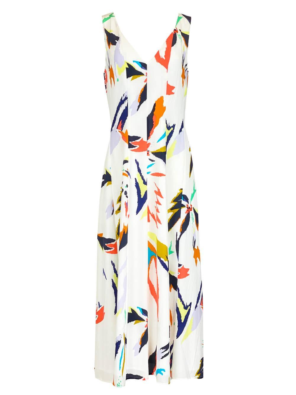 Nahla Midi Dress
