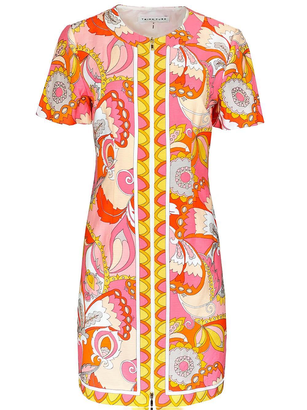Arboretum Printed Dress