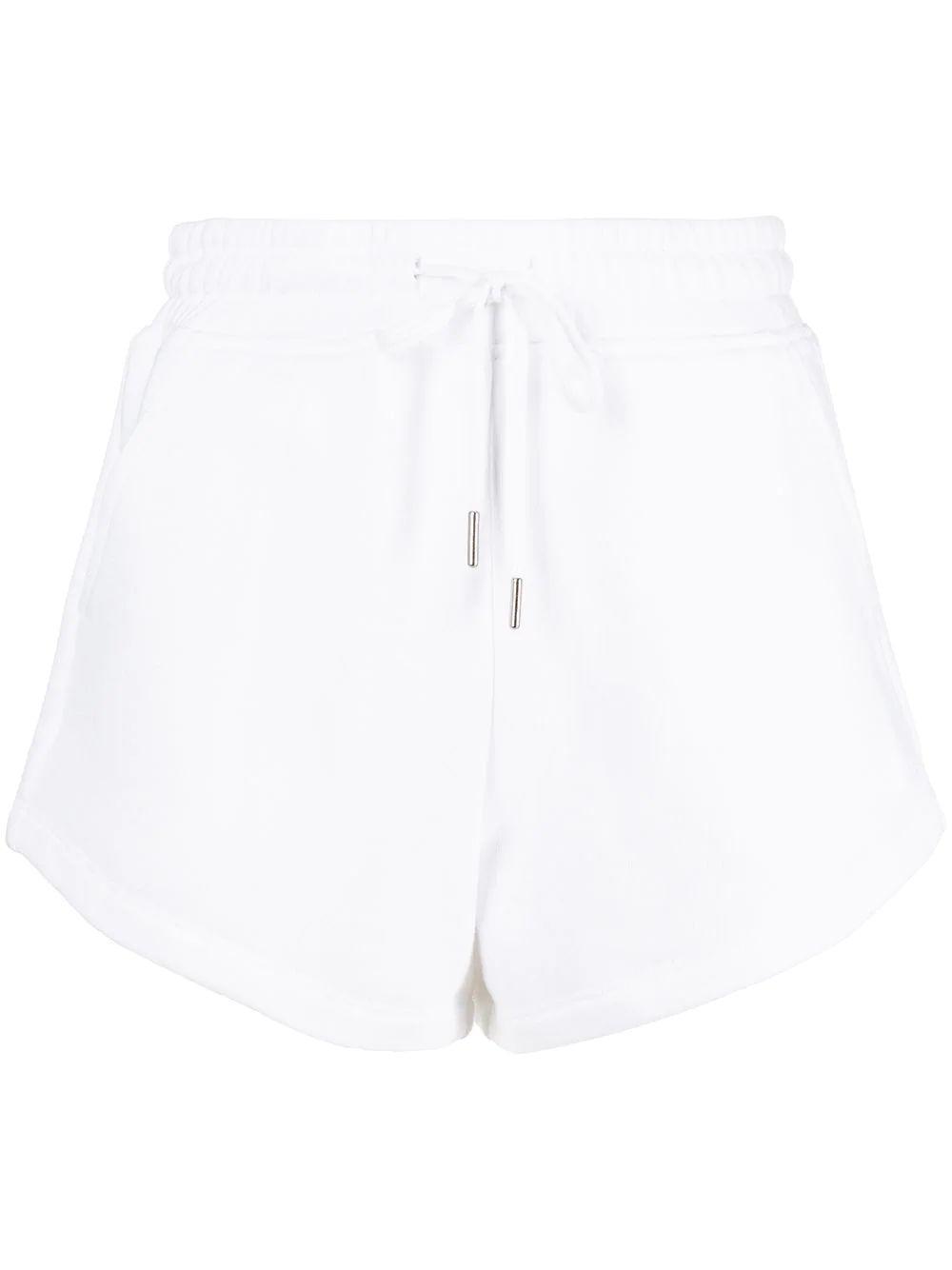 Evie Organic Terry Shorts Item # 321-4037-ST