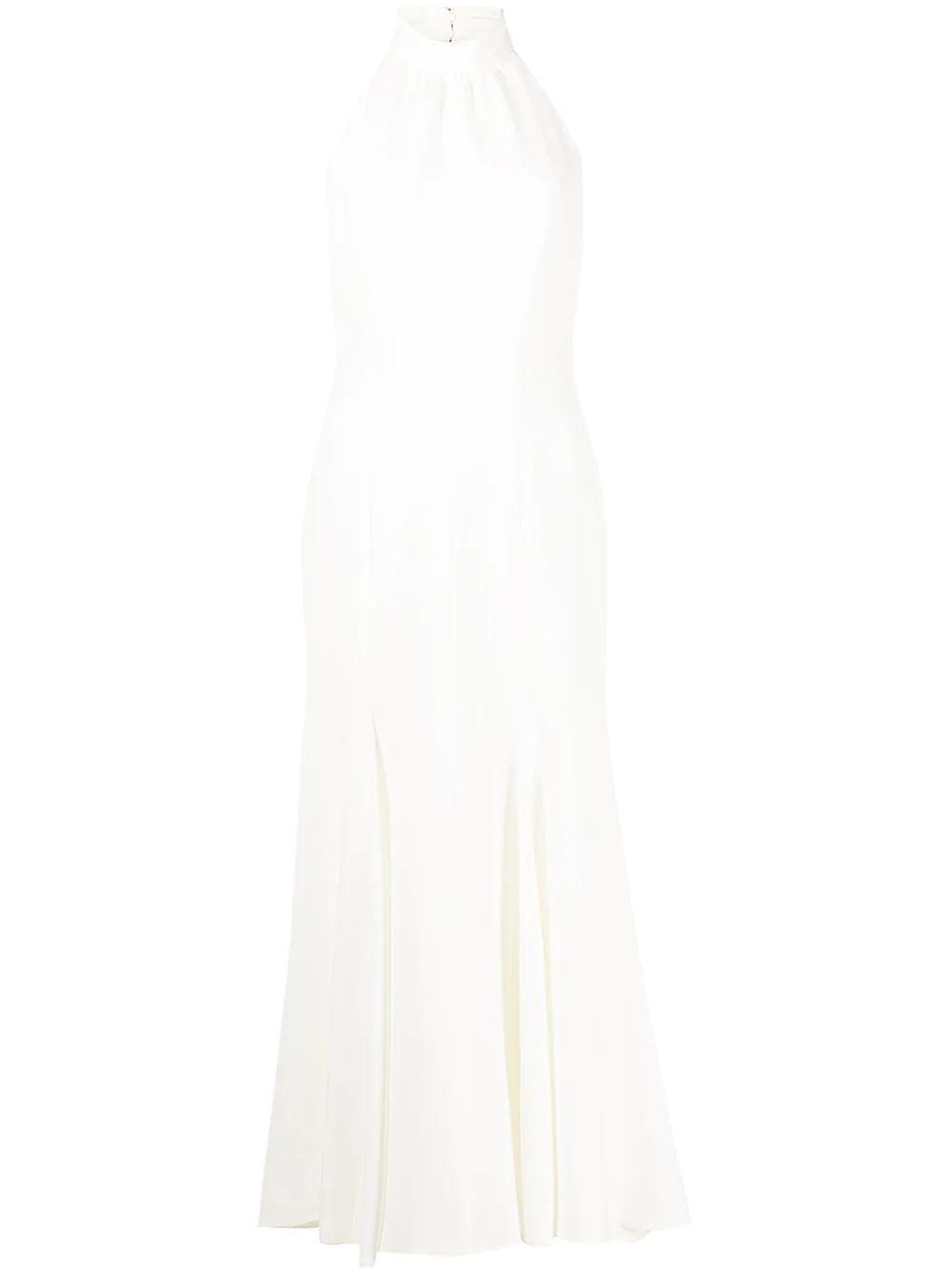 Penelope Halter Neck Dress