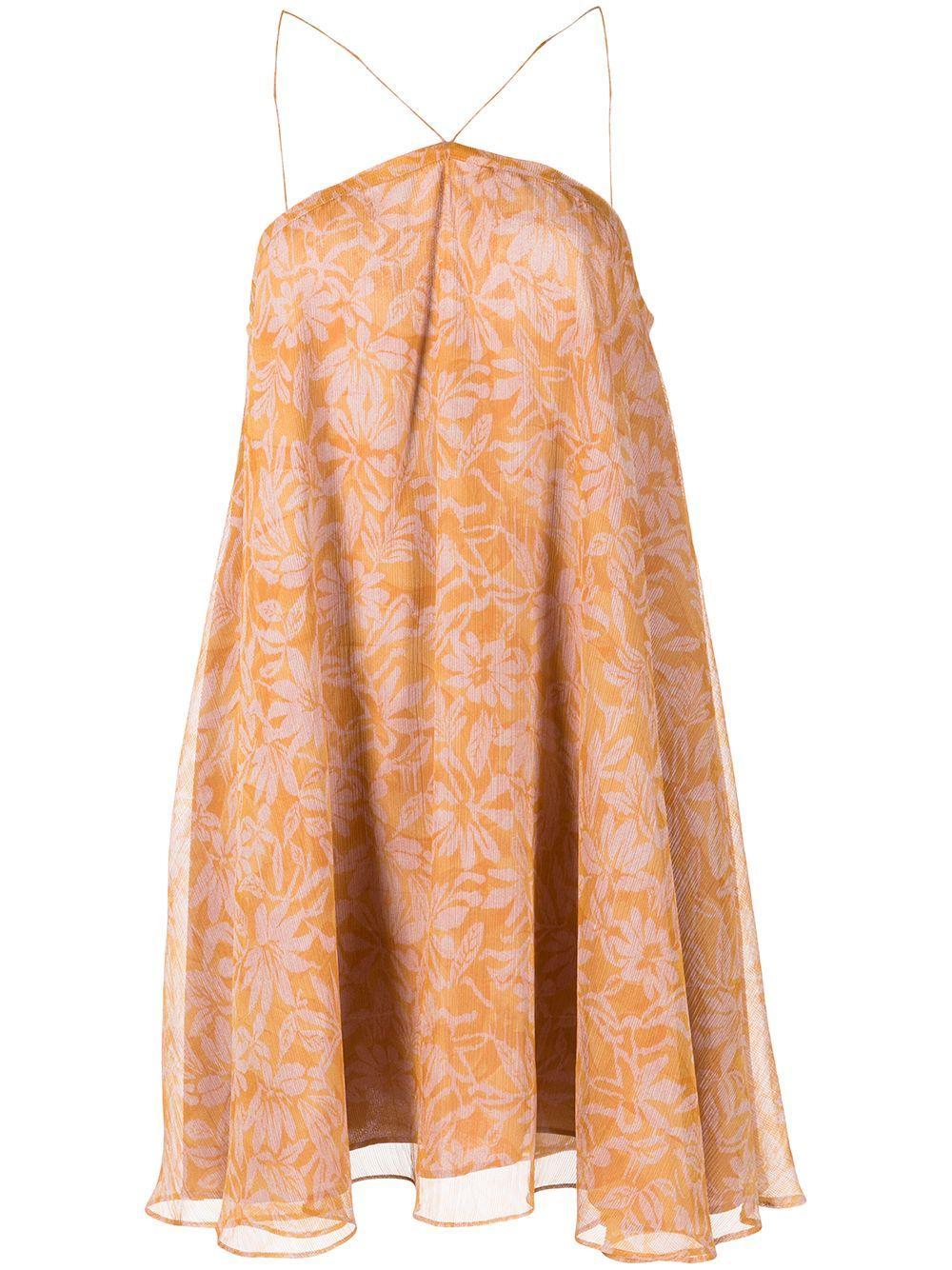 Amina Halter Dress