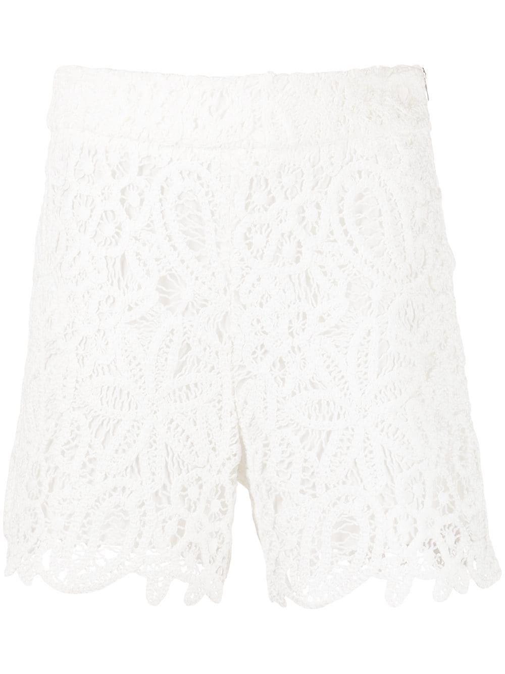 Marley Crochet Short Item # 93OP06