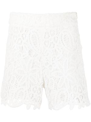 Marley Crochet Short