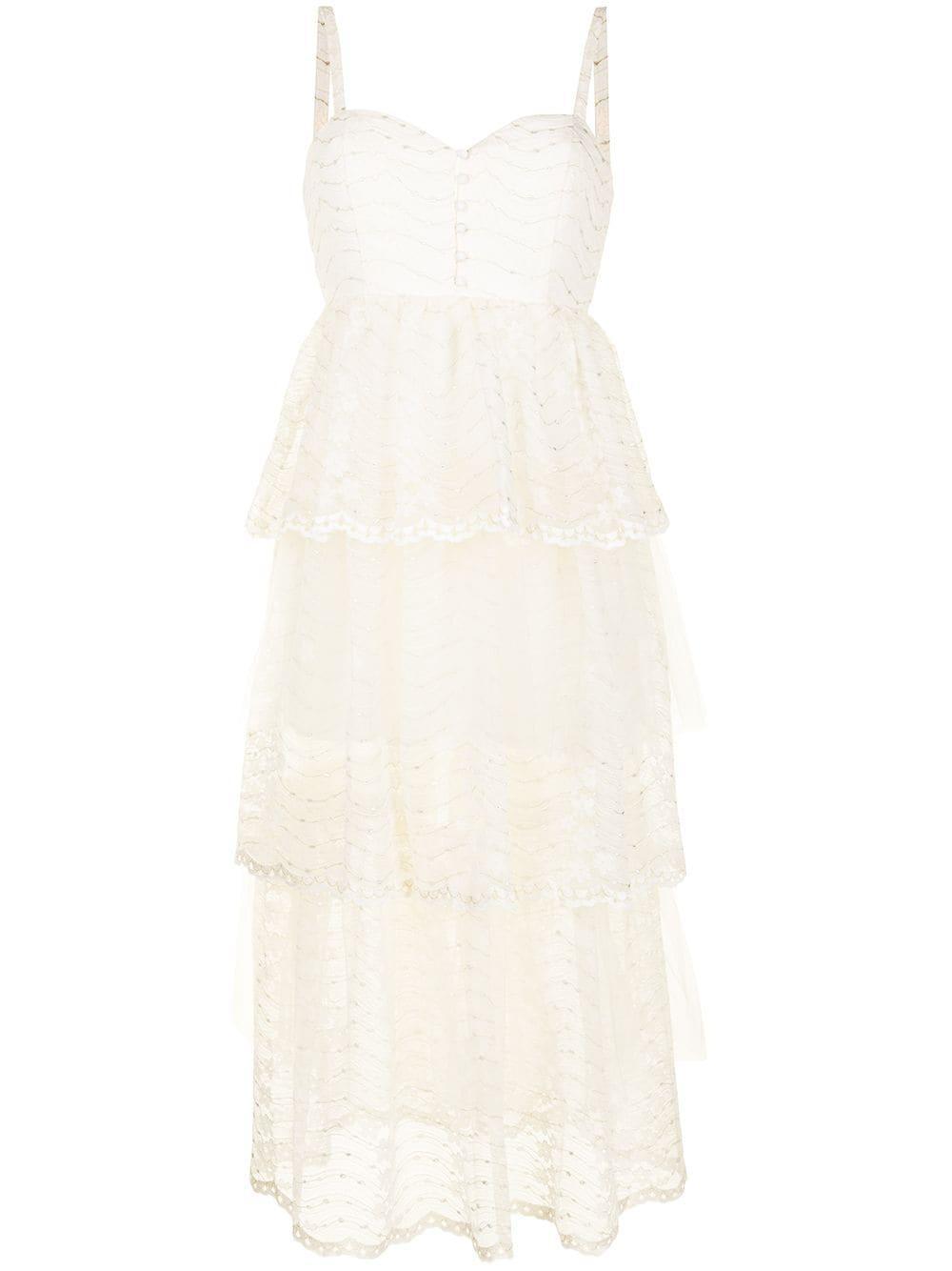 Moonstruck Midi Dress