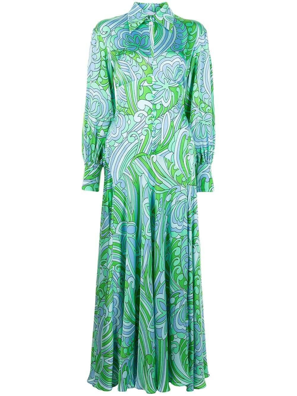 Mexicola Midi Dress
