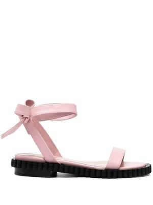 Alazine Leather Sandal