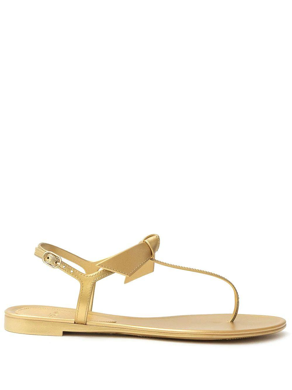 Clarita Metallic Jelly Sandal Item # B3530600020004