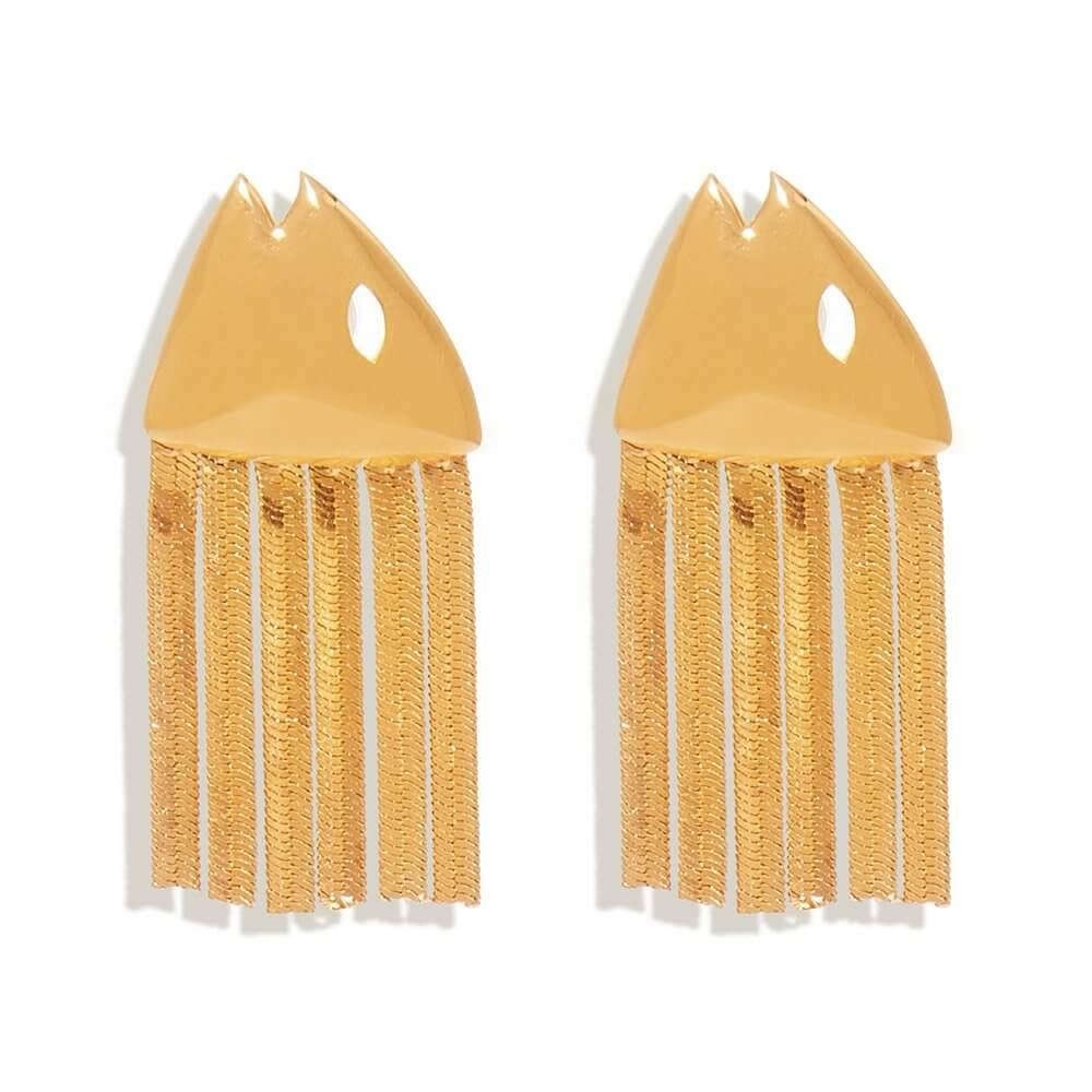 Goldie Earrings Item # E263-033