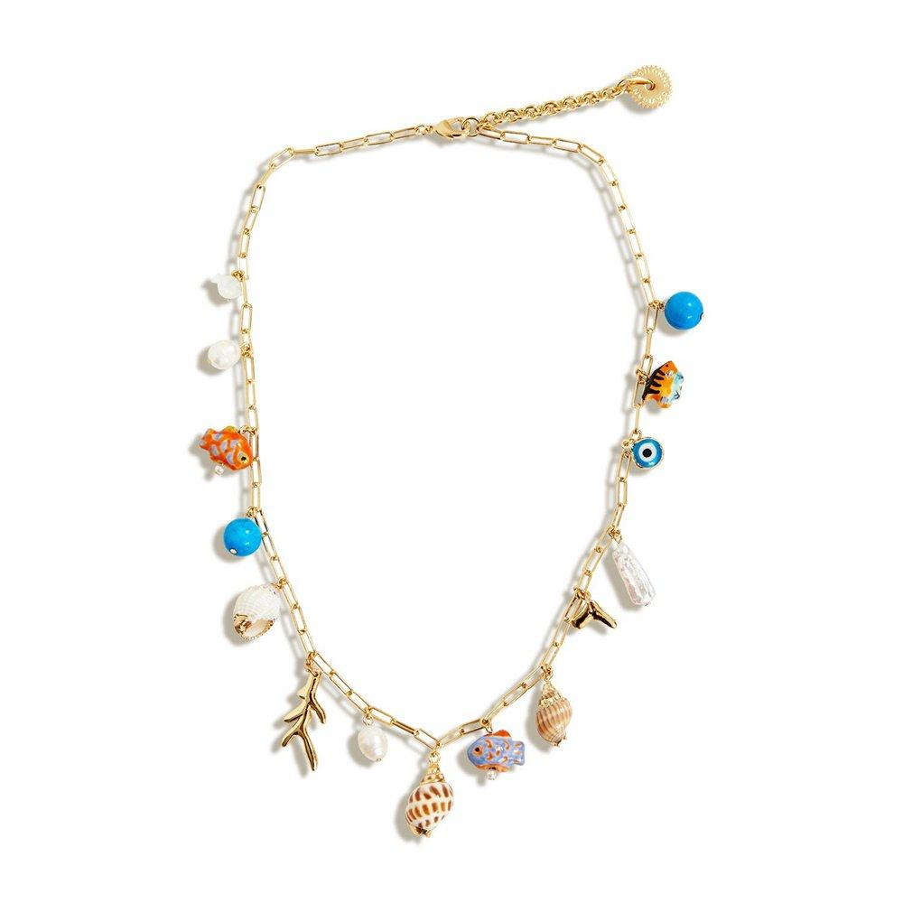 Andros Charm Necklace Item # N161-981