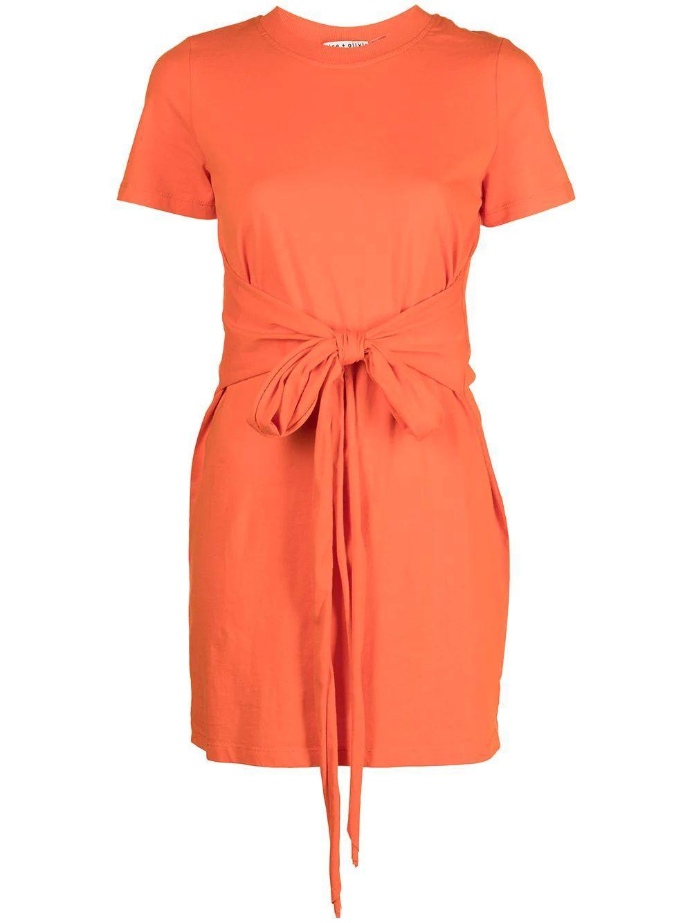 Evie T- Shirt Dress Item # CC105W83501