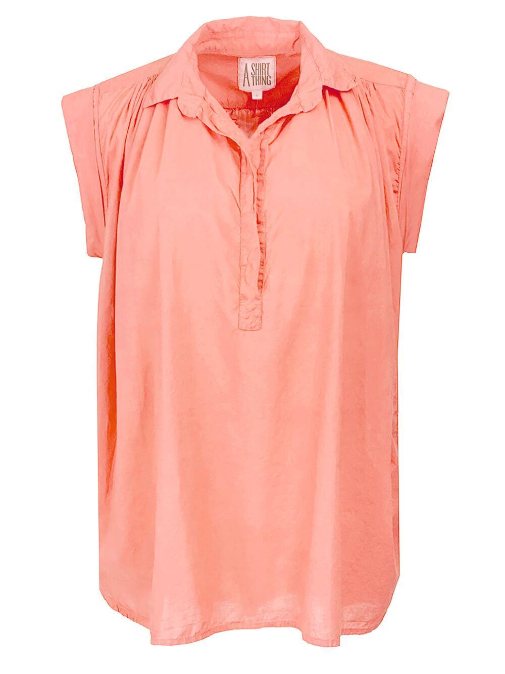 Logan Cabo Henley Shirt