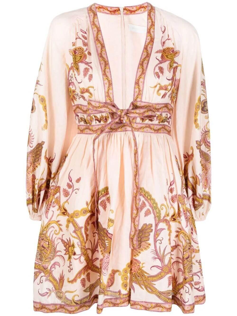 Cassia Mini Dress
