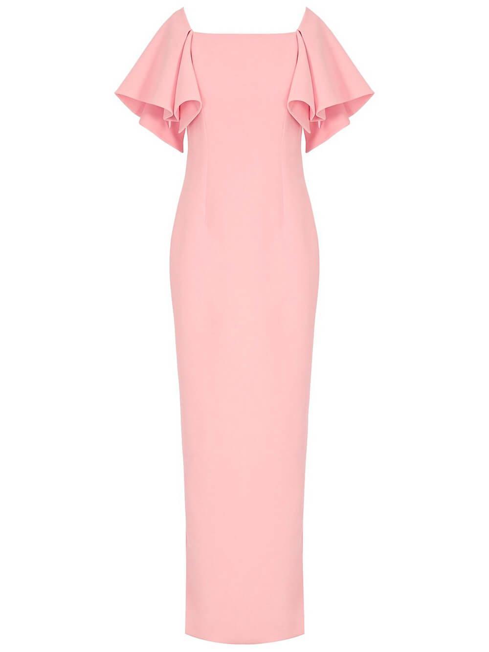 Eve Column Gown Item # DL496-1