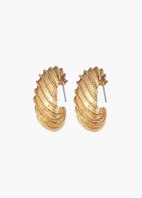 June Hoop Earrings