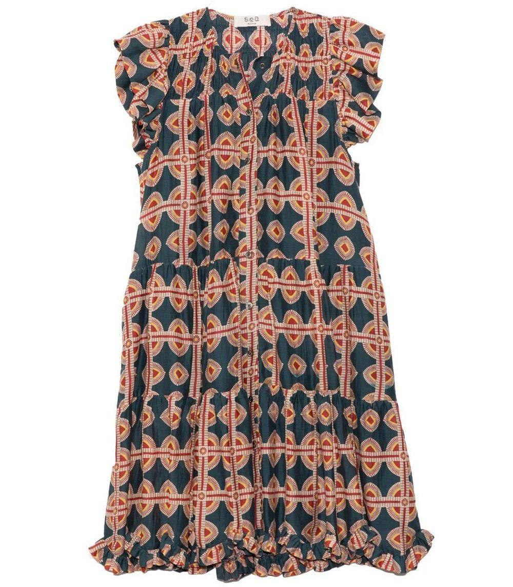 Leigh Tunic Dress