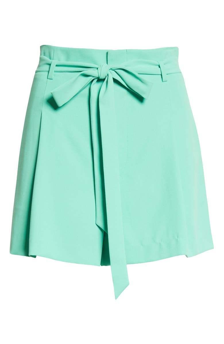 Steffie Paperbag Waist Shorts