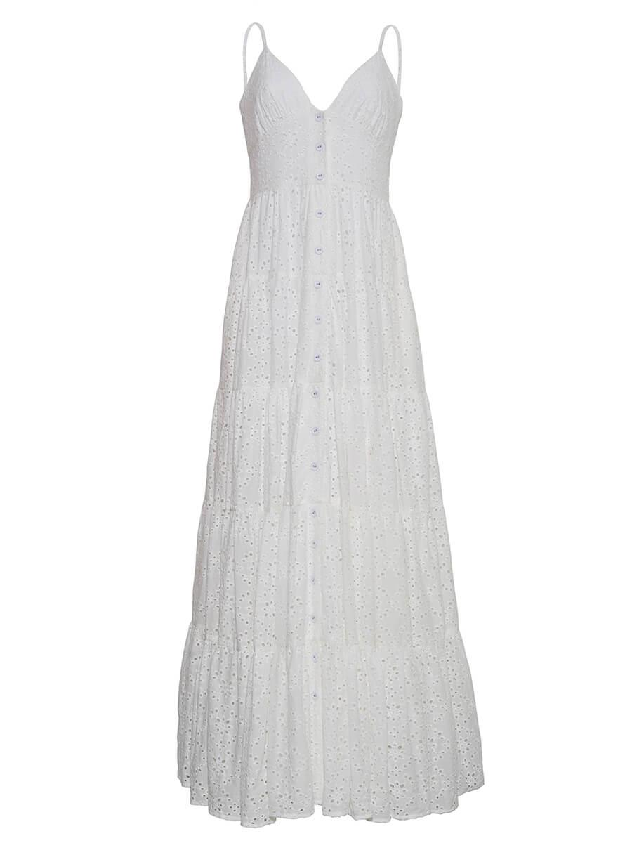 Nathali Maxi Dress Item # 126E