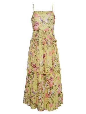 Harbour Island Midi Dress