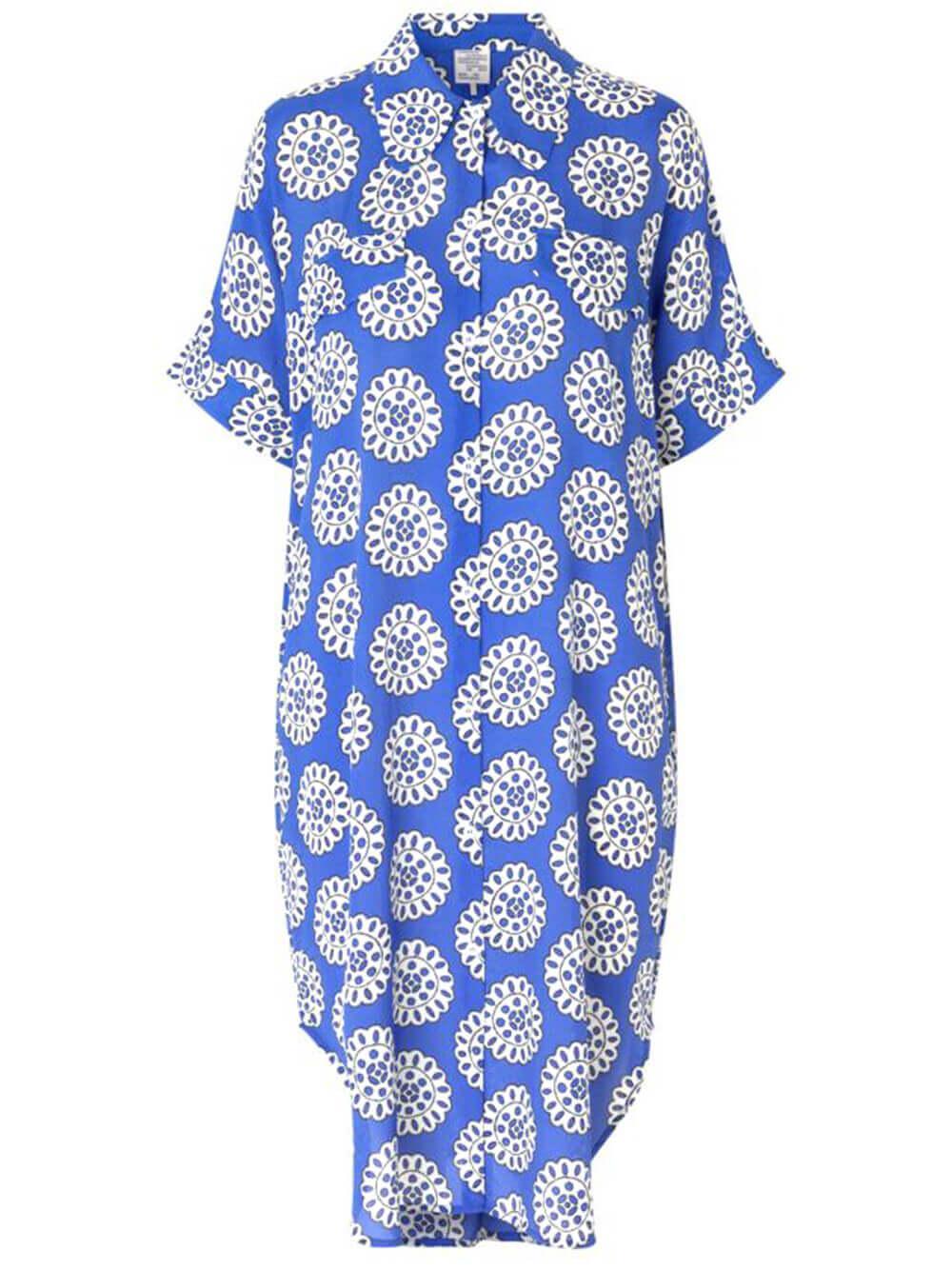 Anelise Shirt Dress