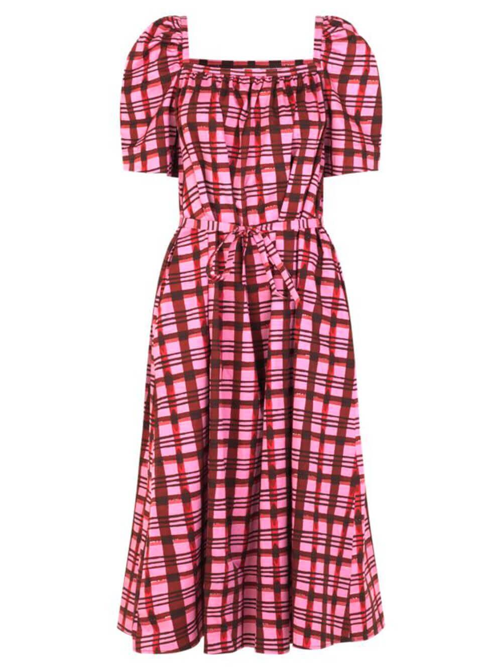 Aiko Midi Dress Item # 21777