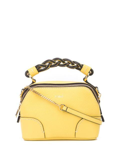 Daria Mini Chain Shoulder Bag Item # CHC20WS362C62