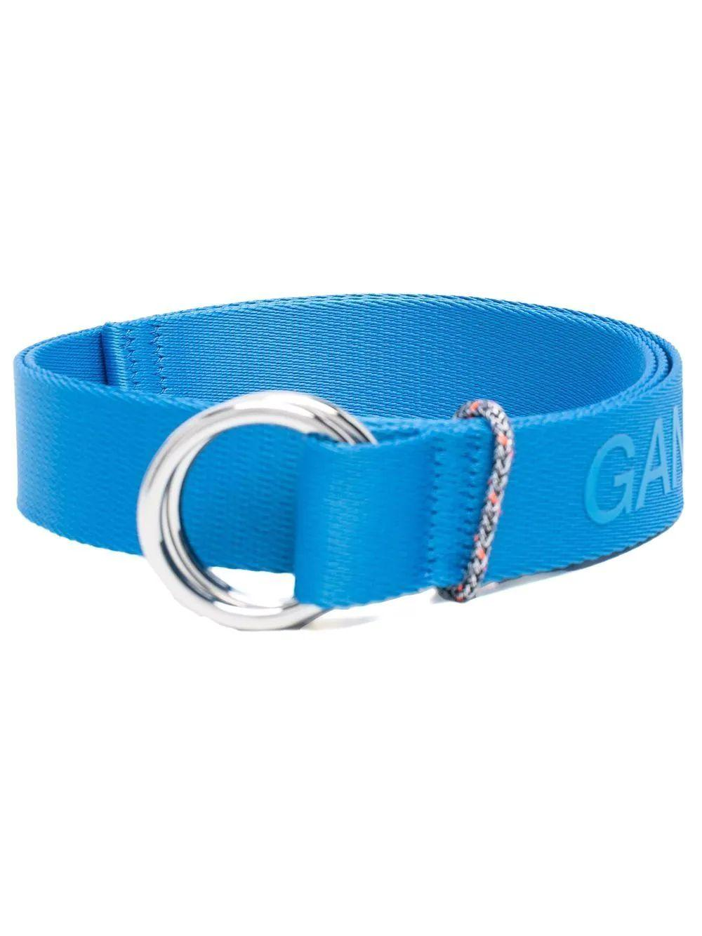 Webbing Logo Belt Item # A3510