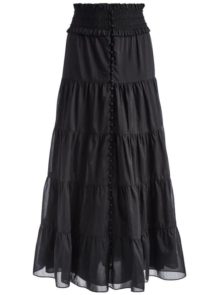 Aisha Midi Skirt Item # CC106042305