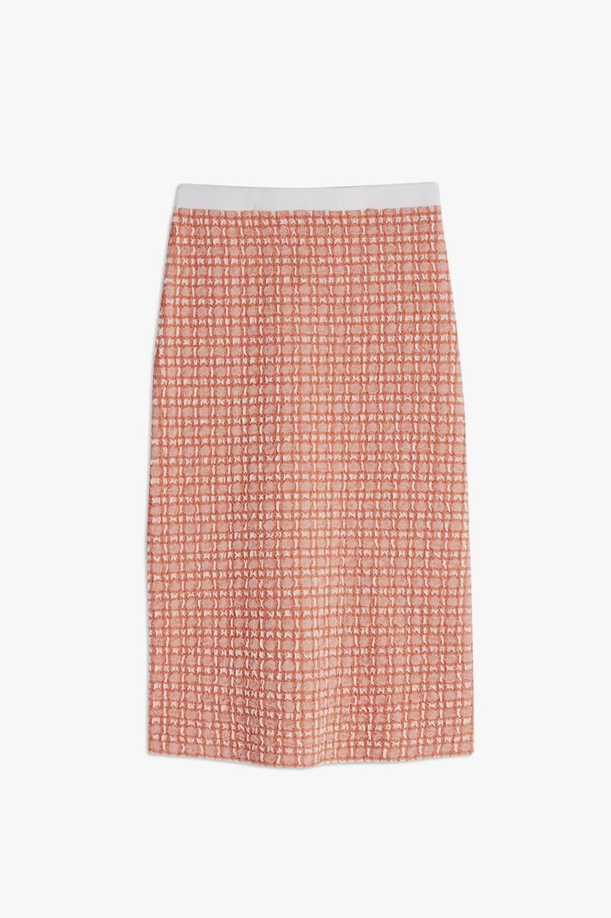 Pull On Column Skirt