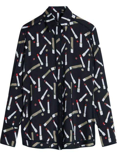 Piping Detail Shirt Item # 2321WSH002691A
