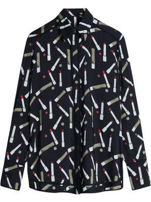 Piping Detail Shirt