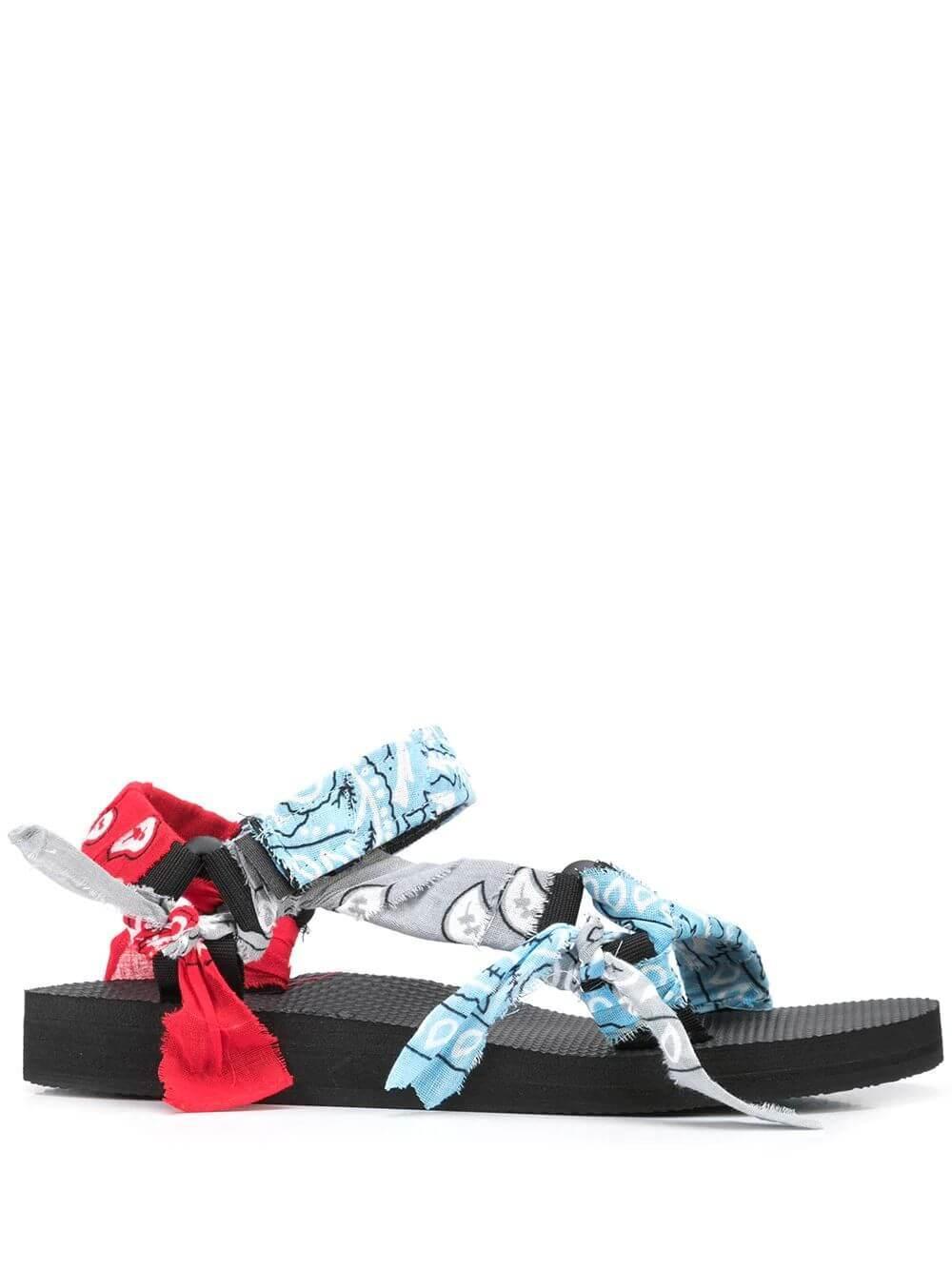 Trekky Bandana Sandal Item # TREKKY BLUE