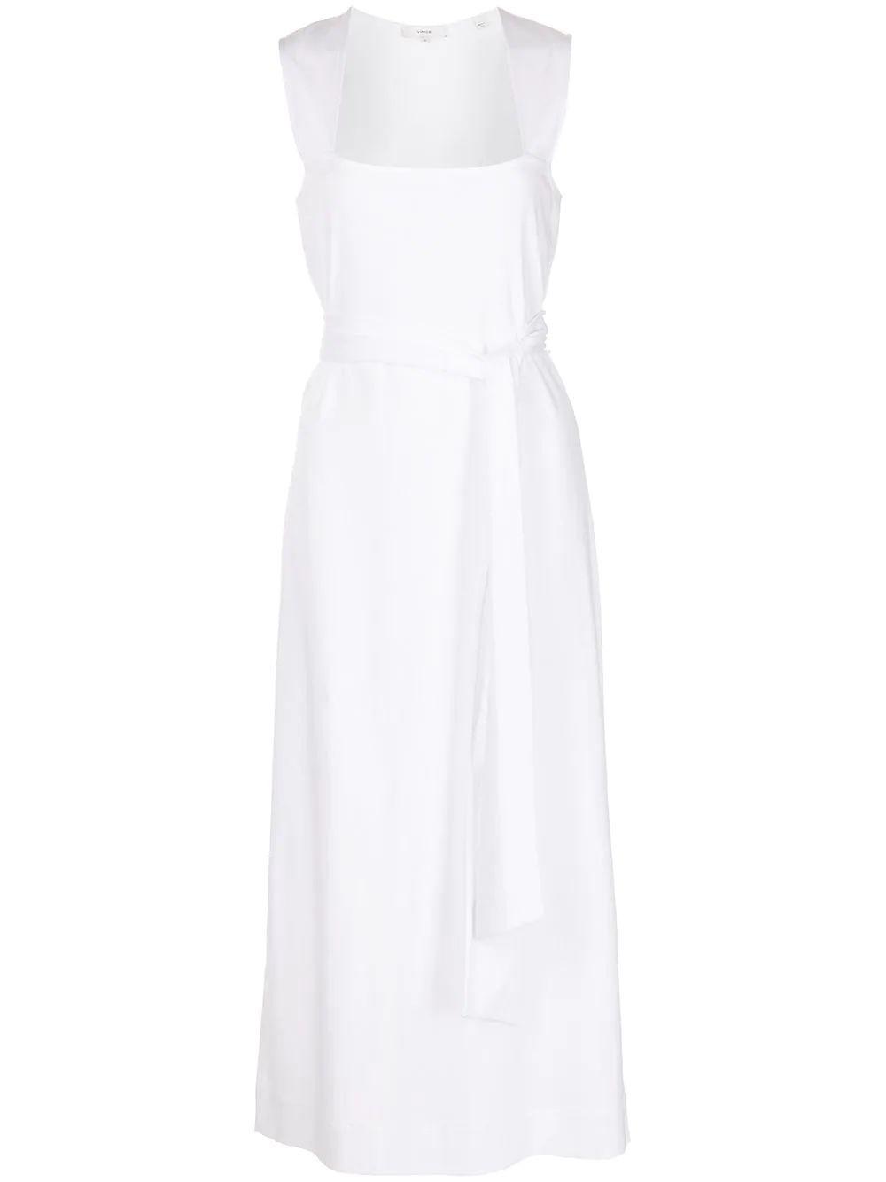 Cotton Midi Dress Item # V735883707