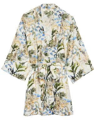 Hayden Printed Kimono