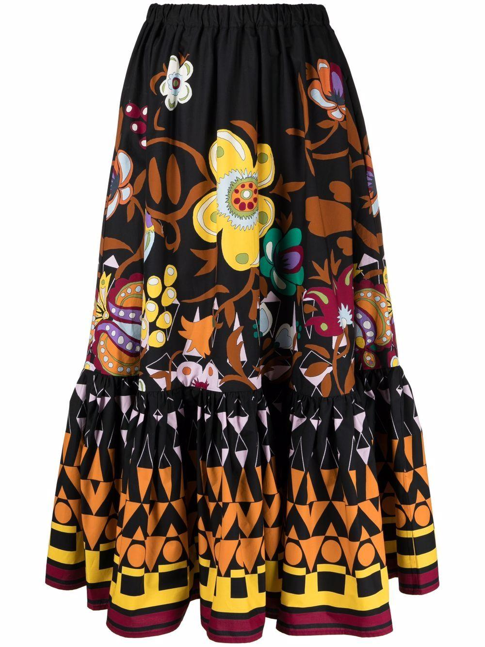 Sunset Maxi Skirt