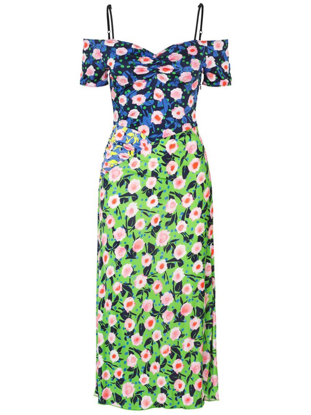 Selene Midi Dress Item # SG3662