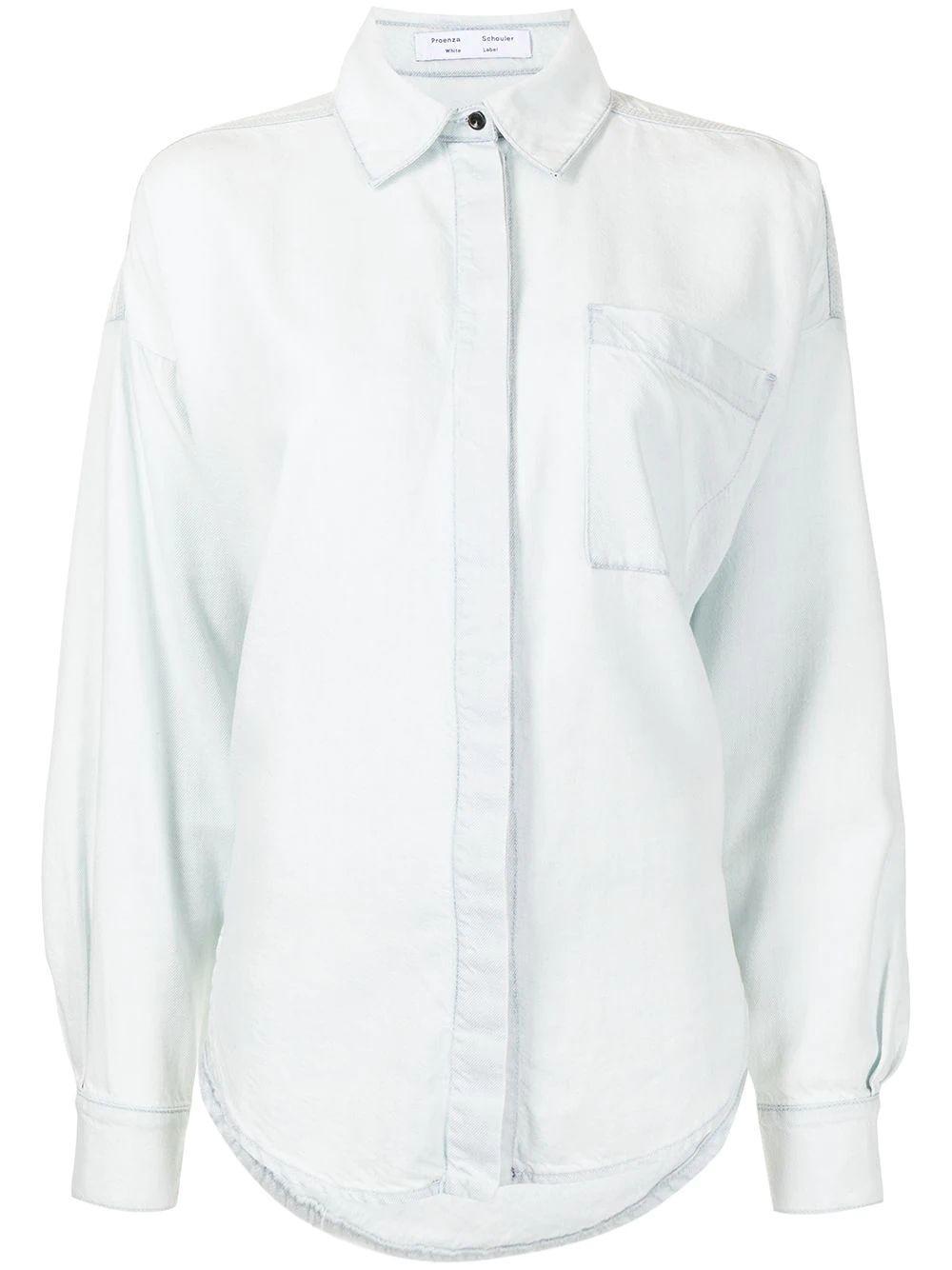 Chambray Shirt Item # WL2134229