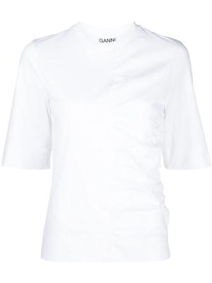 Ruched Tee Shirt