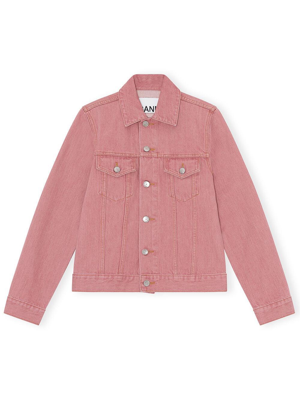 Yarndyed Denim Jacket Item # F5936