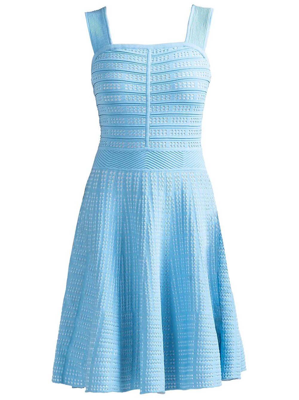Textured Knit Dress Item # 5994421
