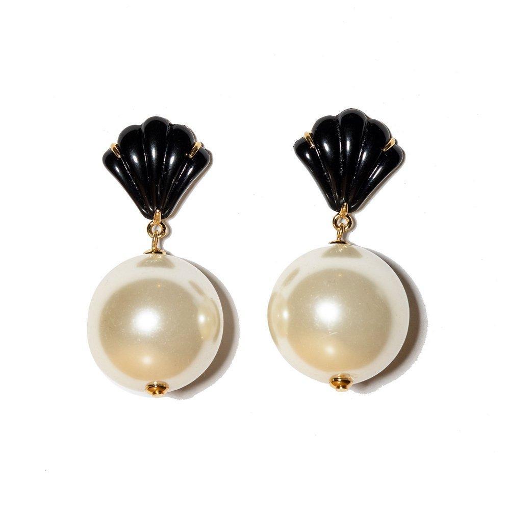 Shell Door Knocker Earrings Item # LS1191JT